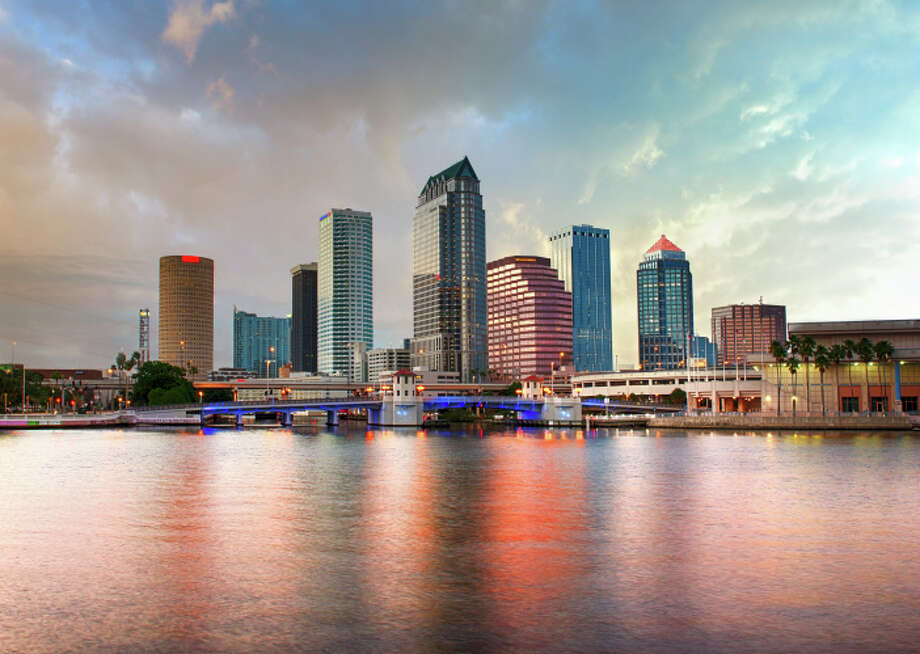 #3 - Tampa ($42.39 for date night) Photo: Chumbley Photography, Getty Images/Flickr RF / Flickr RF