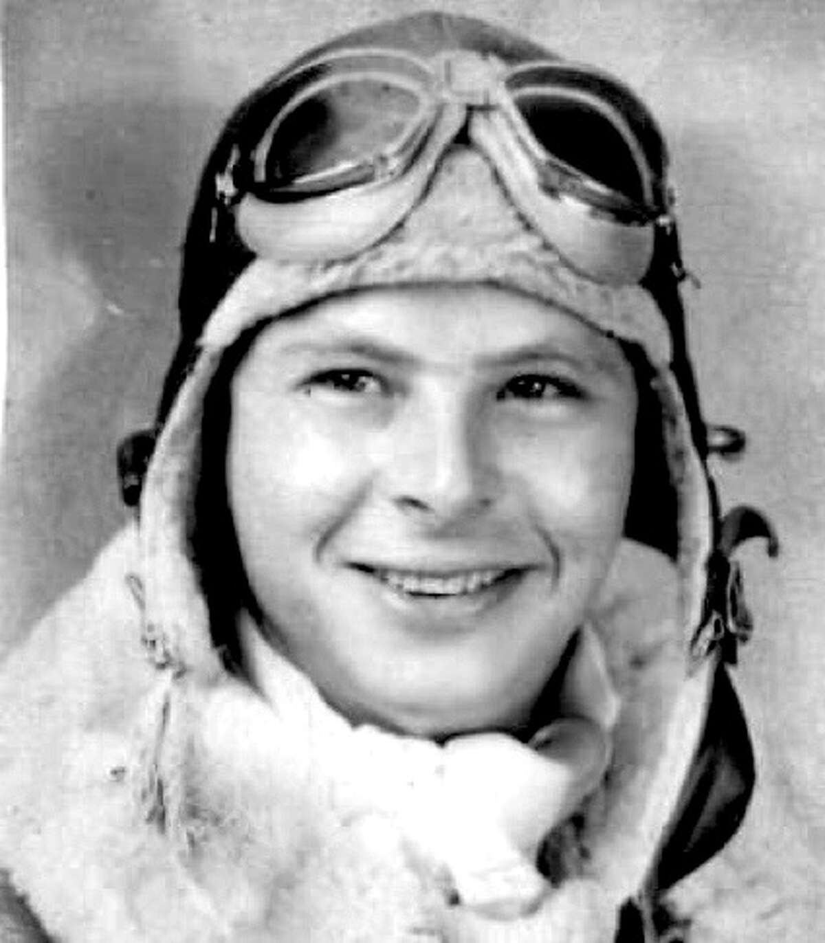 World War veteran Harley Ruth (shown in 1942) will be aboard the final Alamo Honor Flight.