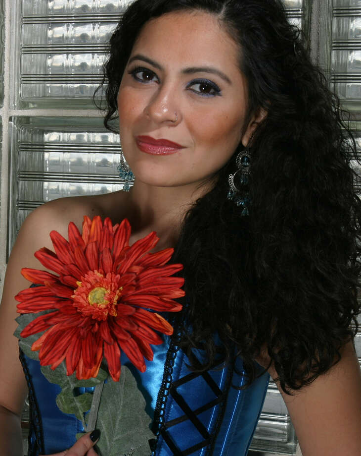 "Singer Azul Barrientos will tap into tango music for ""Noche Azul."" Photo: Courtesy Photo"