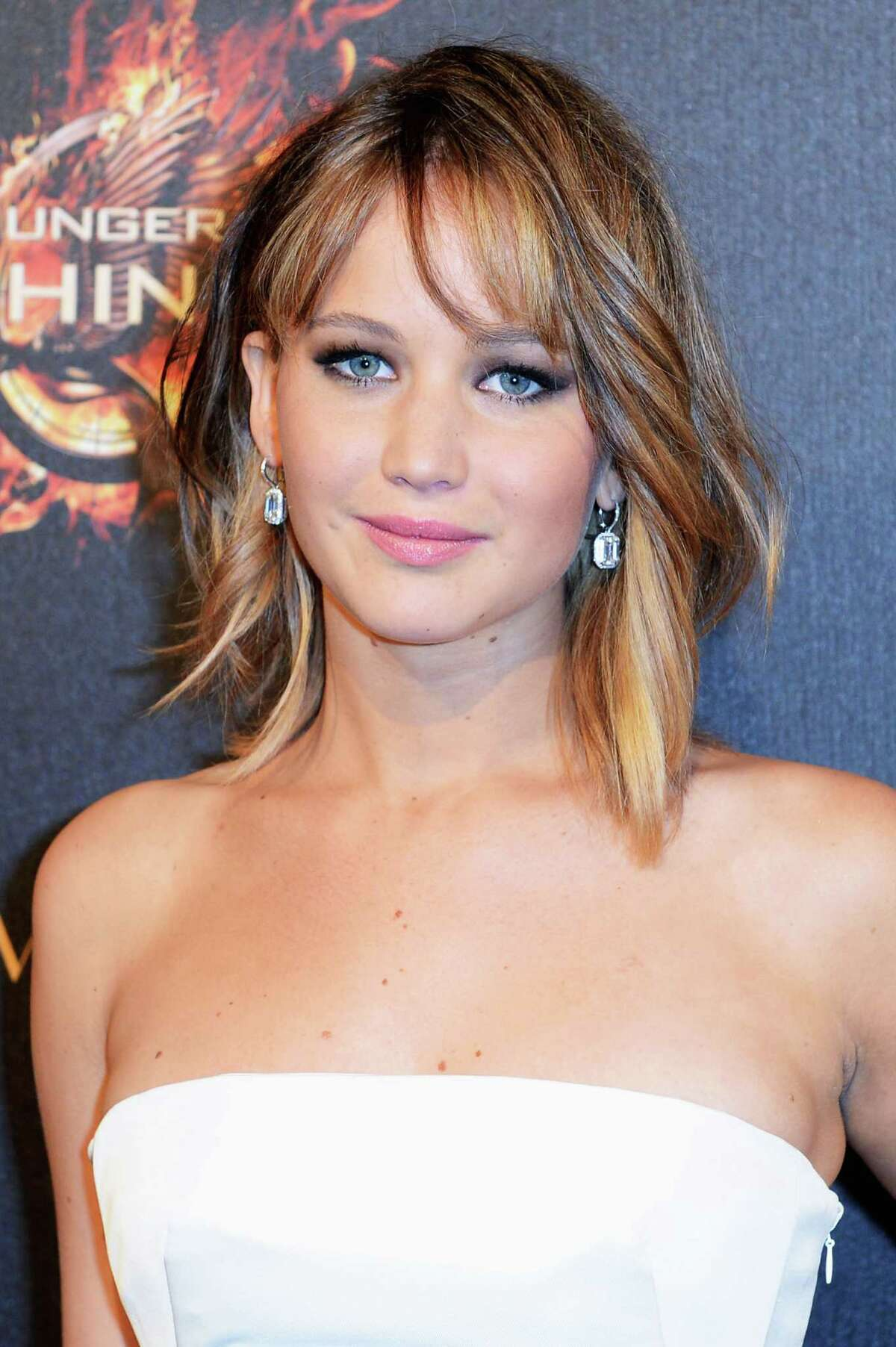 Jennifer Lawrence used to have horrible hair.