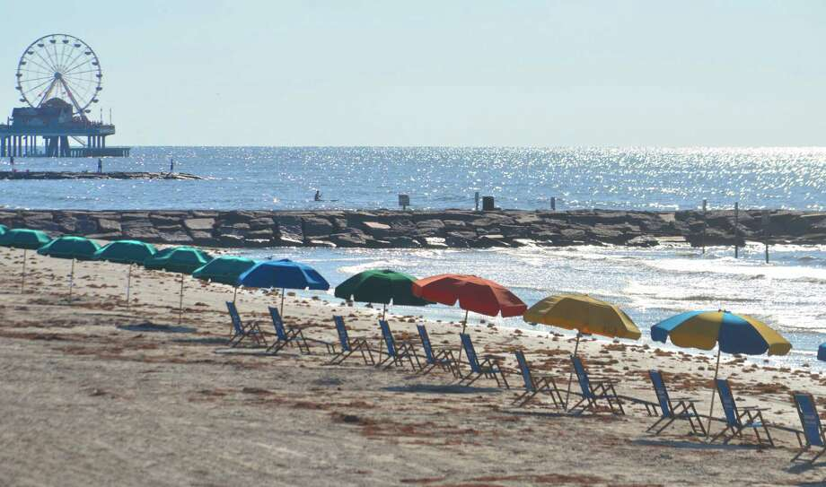 CNN: Galveston beaches among the top beaches in the United States. Photo: Galveston Island CVB