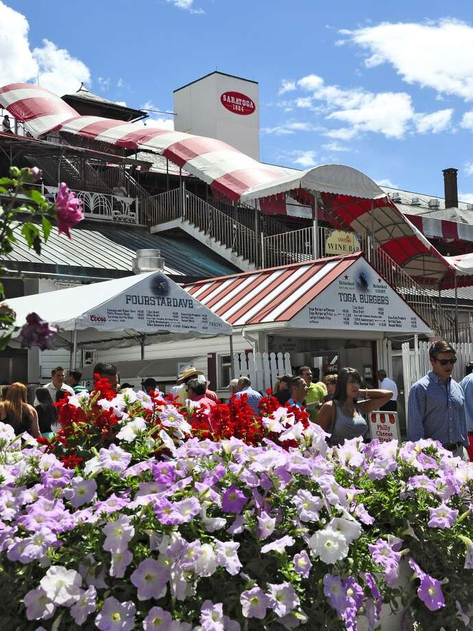 Saratoga turned 150 years old this year, but it never seems to get old. (George Zilberman)