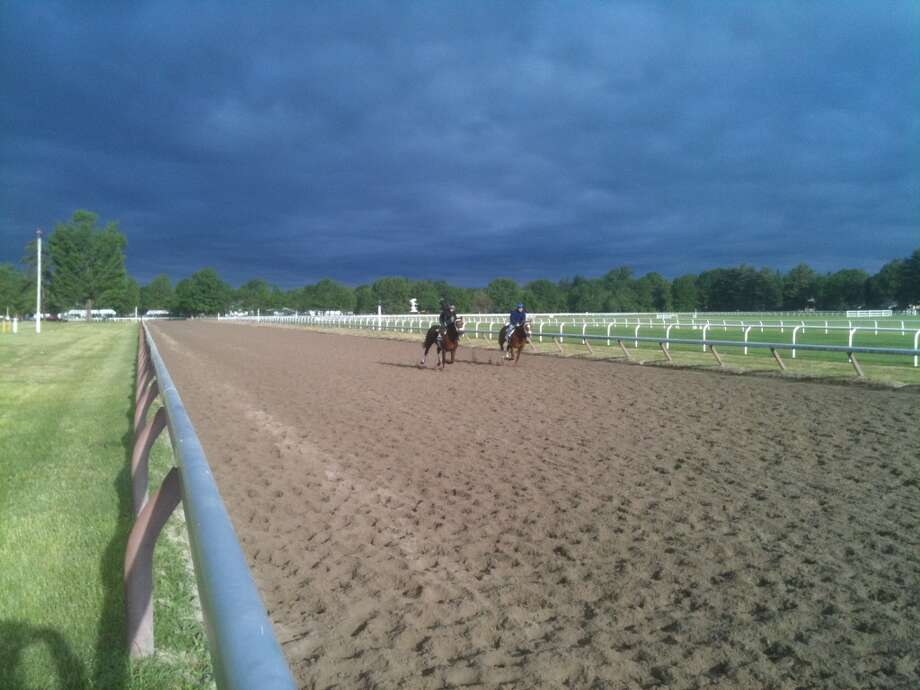 Oklahoma Track (Mike Muscato)