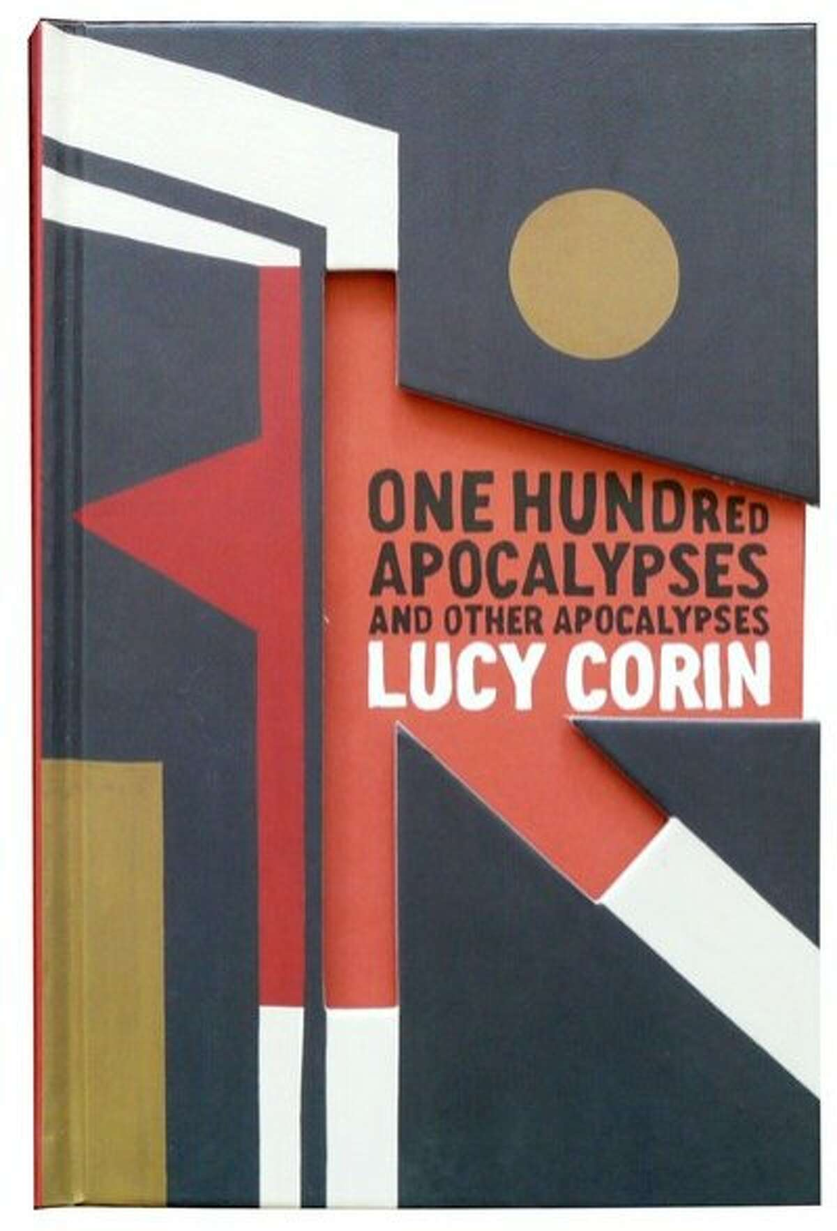 """Cover of """"One Hundred Apocalypses and Other Apocalypses,"""""""