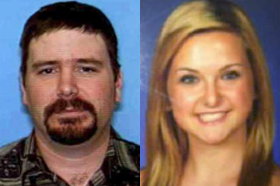 James Lee DiMaggio (left) abducted Hannah Anderson (right) and was the subject of a massive weeklong search that ended in his death. Photo: Associated Press