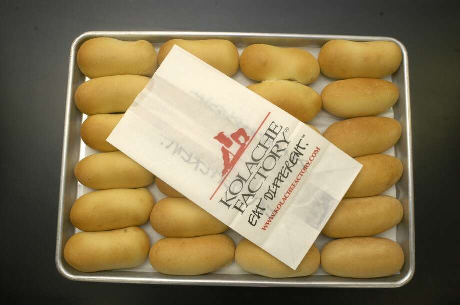 FAST FACTS: Houston-based Kolache Factory celebrates 35 years of businessFor more than three decades a Bayou City institution has been making heroes out of everyday people at offices across the country, one savory (or sweet) baked good at a time. The Houston-based Kolache Factory was founded in 1982 by John and Jerri Banks. The company now has 52 stores across seven states. Learn more about this Houston-based breakfast institution... Photo: E. Joseph Deering, Houston Chronicle
