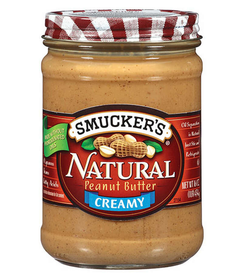 "Natural Winner: Smucker's Natural Creamy Peanut ButterSmucker's Natural Creamy Peanut Butter ($3.50 for 16 oz., amazon.com) won over most of our taste testers with its natural look, ""very peanut-y"" taste, and ""rich"" texture. One tester mentioned that it ""tastes like nuts out of a jar — not too sweet or salty,"" while another said, ""You can taste the peanut pieces.""More from Good Housekeeping: 7 Delicious Guilt-Free Snacks Photo: Courtesy Of The Company"