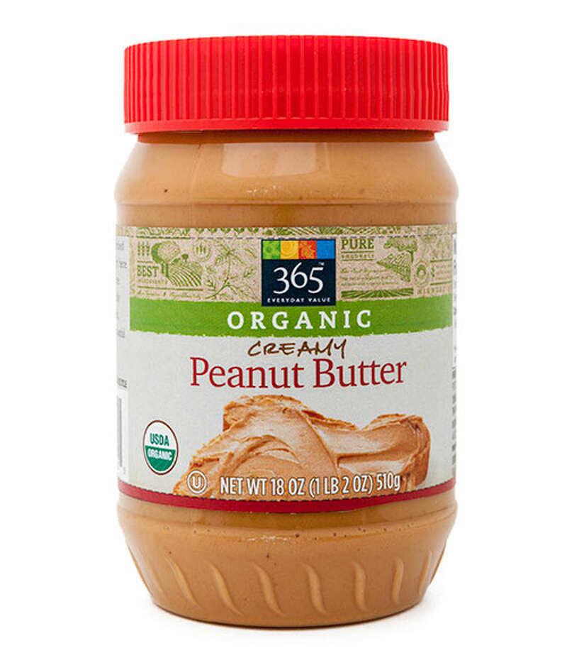"365 Organic Creamy Peanut ButterMost tasters found the texture of 365 Organic Creamy Peanut Butter ($4.39 for 18 oz.) to be ""a bit sticky,"" extra soft, smooth, and creamy. Volunteers could not agree on whether it actually tasted nuttier than some of the other brands or was missing that peanut-y flavor they were craving. They were able to agree that it was ""not sweet enough"" and ""definitely for the salt lover."" Photo: Courtesy Of The Company"