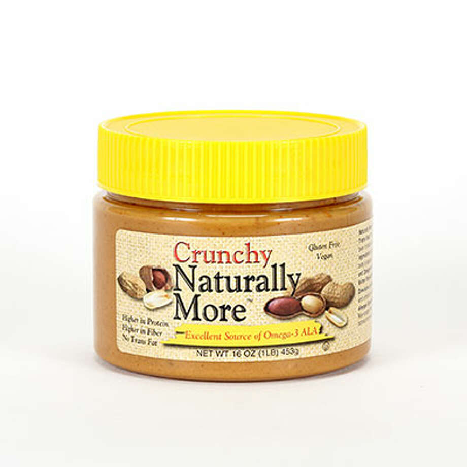 "Naturally More Crunchy Natural Peanut ButterUnfortunately, Naturally More Crunchy Natural Peanut Butter ($3.99 for 16 oz., amazon.com) did not win over many of our taste testers. They described the texture as ""runny, oily, gritty, and sticky,"" and compared the flavor to fish, wood, and soybeans. Overall, it did not give off a crunchy peanut butter vibe and tasted more like the peanut shells than the nuts themselves. However, volunteers did say it felt like one of the good-for-you, more natural options. Photo: Courtesy Of The Company"