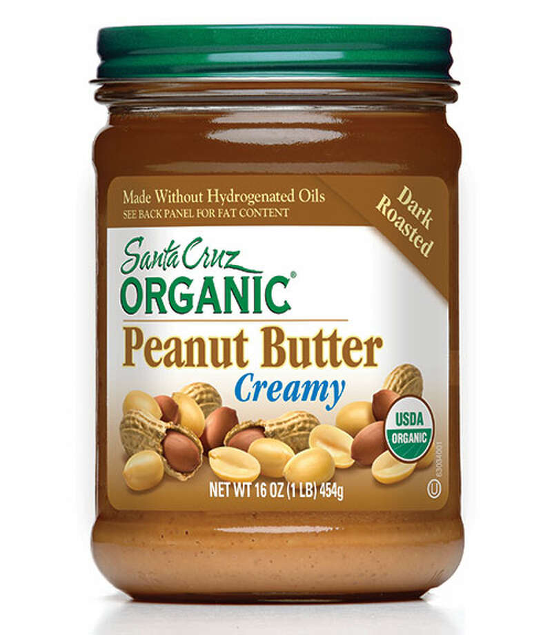 "Santa Cruz Organic Creamy Peanut ButterMost tasters disliked the texture of Santa Cruz Organic Creamy Peanut Butter ($5.99 for 16 oz., amazon.com) on account of it being too sticky, too runny, or too oily. However, they praised its ""perfect saltiness"" and nutty flavor. Only a few felt the flavor landed on the blander side of the peanut butter spectrum. Photo: Courtesy Of The Company"