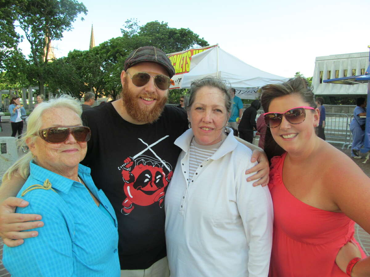 Were you Seen at the annual New York State Food Festival, featuring Blues Traveler, at the Empire State Plaza in Albany on Wednesday, August 14, 2013?