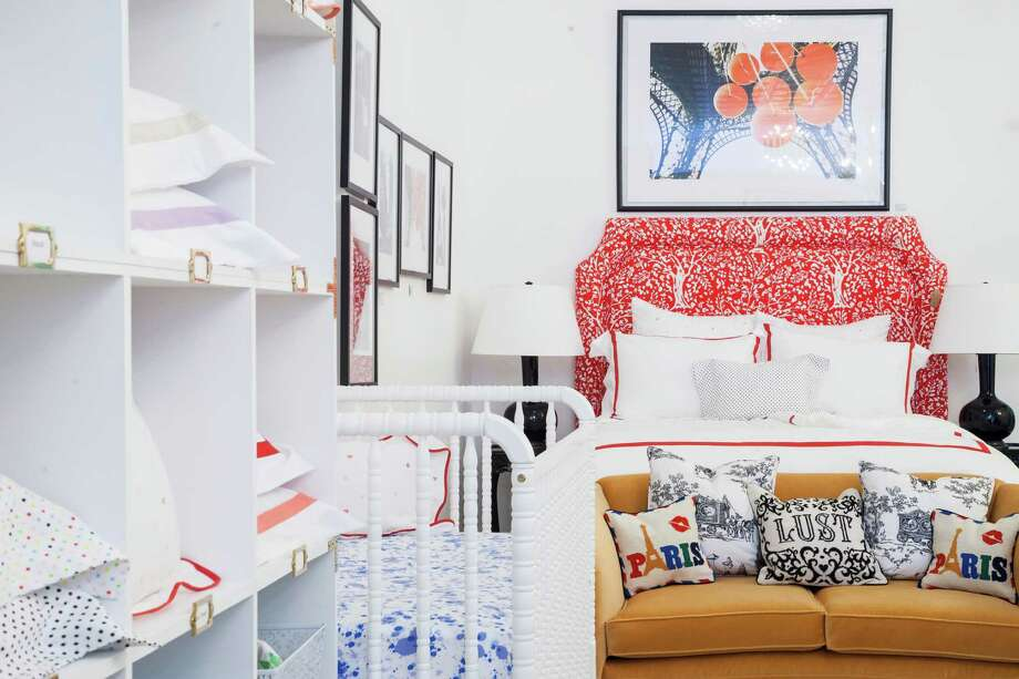 "BISCUITThe first thing you'll want to do at Biscuit is climb into one store's fluffy beds. That's one of the many attractions of the store, which specializes in bedding, home goods, vintage furnishings and gifts. ""Biscuit"" is an affectionate term for bed, says Houston native and owner Bailey McCarthy, who offers a well-edited collection of pieces in traditional décor with a whimsical twist. New finds include Ikat throws and pillows, along with a variety of dainty women's jewelry pieces. 2606 Westheimer, 713-942-9797; biscuit-home.com. Photo: Michael Paulsen, Staff / © 2012 Houston Chronicle"