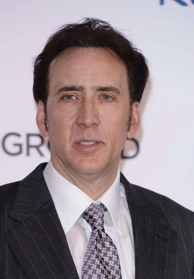 Nicolas Cage, aka Nicholas Coppola Photo: Karwai Tang, WireImage / 2013 Karwai Tang