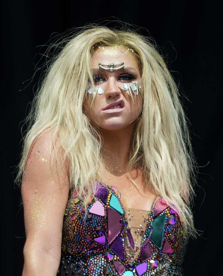 Ke$ha, aka Kesha Rose Sebert Photo: Samir Hussein, WireImage / 2013 Samir Hussein