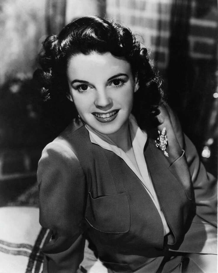 Judy Garland, aka Frances Ethel Gumm Photo: NBC, NBC Via Getty Images / © NBC Universal, Inc.