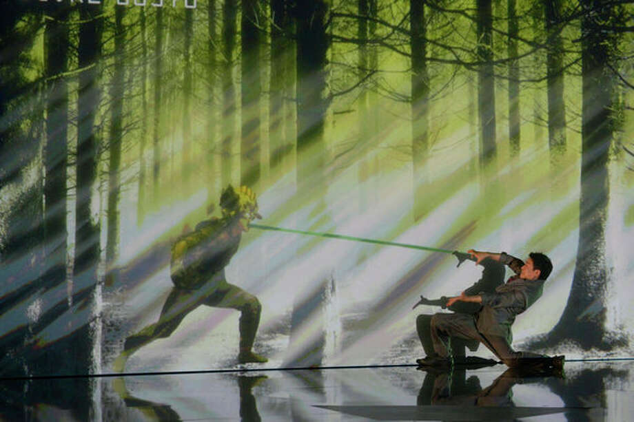AMERICA'S GOT TALENT -- Episode 814 -- Pictured: Kenichi Ebina -- (Photo by: Virginia Sherwood/NBC) Photo: NBC, Virginia Sherwood/NBC / 2013 NBCUniversal Media, LLC