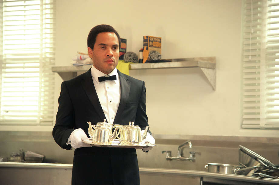 "This film image released by The Weinstein Company shows Lenny Kravitz as James Holloway in a scene from ""Lee Daniels' The Butler."" (AP Photo/The Weinstein Company, Anne Marie Fox) ORG XMIT: NYET139 Photo: Anne Marie Fox / The Weinstein Company"