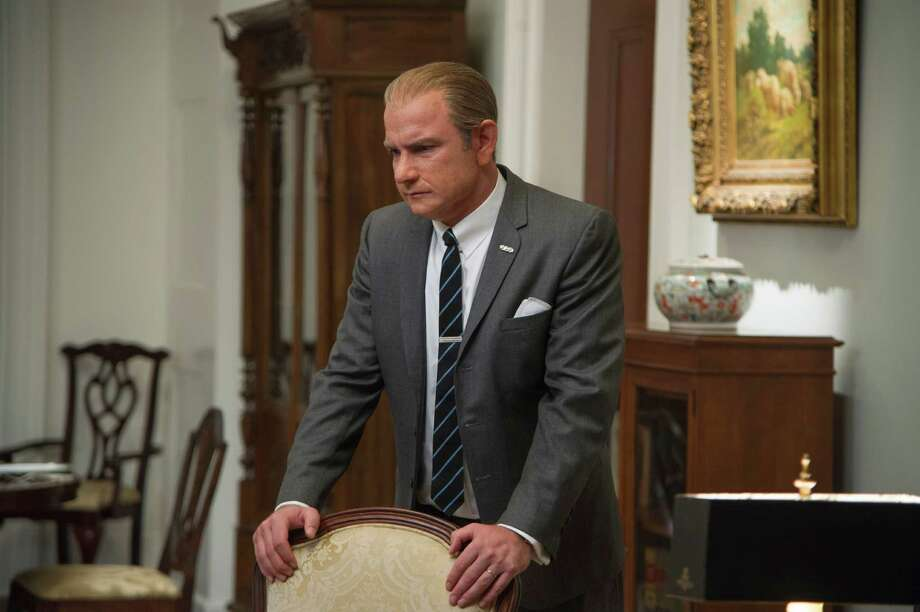 "This film image released by The Weinstein Company shows Liev Schreiber as Lyndon B. Johnson in a scene from ""Lee Daniels' The Butler."" (AP Photo/The Weinstein Company, Anne Marie Fox) ORG XMIT: NYET144 Photo: Anne Marie Fox / The Weinstein Company"