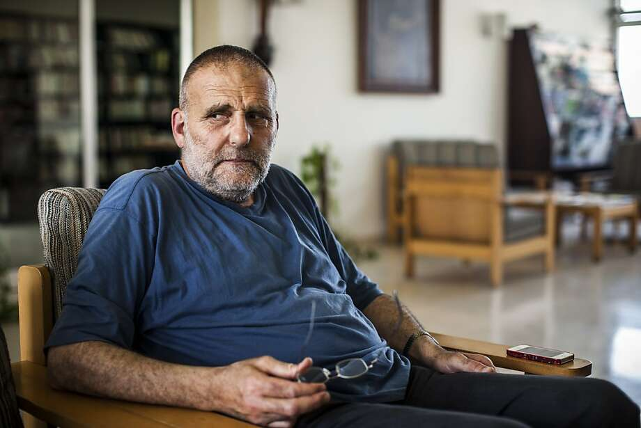 FILE -- The Rev. Paolo Dall'Oglio, who was expelled by the Syrian government, at the St Joseph's Jesuit Monastery in Beirut, June 18, 2012. Dall'Oglio has been missing for weeks, and his disappearance has worried Catholic leaders all the way up to Pope Francis, who has called for his release and offered prayers for his well-being. (Bryan Denton/The New York Times) Photo: Bryan Denton, New York Times