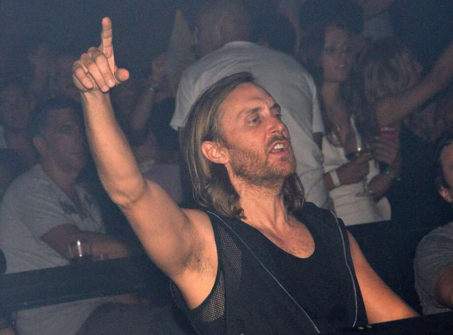 3. David Guetta, $30 million. Photo: Foc Kan, WireImage