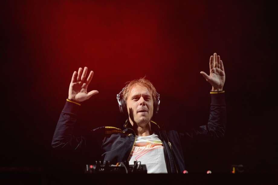 8. Armin Van Buuren, $17 million. Photo: Daniel Boczarski, Getty Images