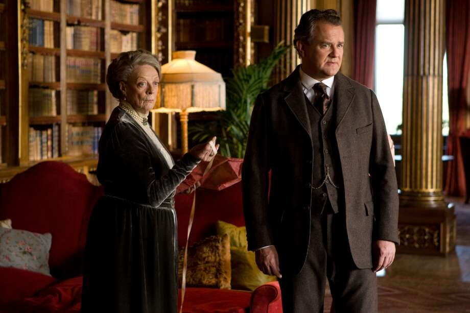 Makeup and beauty products from 'Downton Abbey.' Photo: Nick Briggs, PBS
