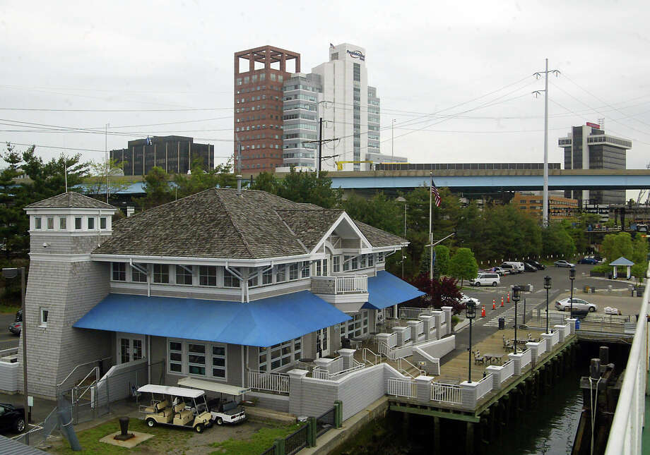 Bridgeport Ferry Terminal, Bridgeport, Conn. Photo: File Photo, File Photo / Connecticut Post