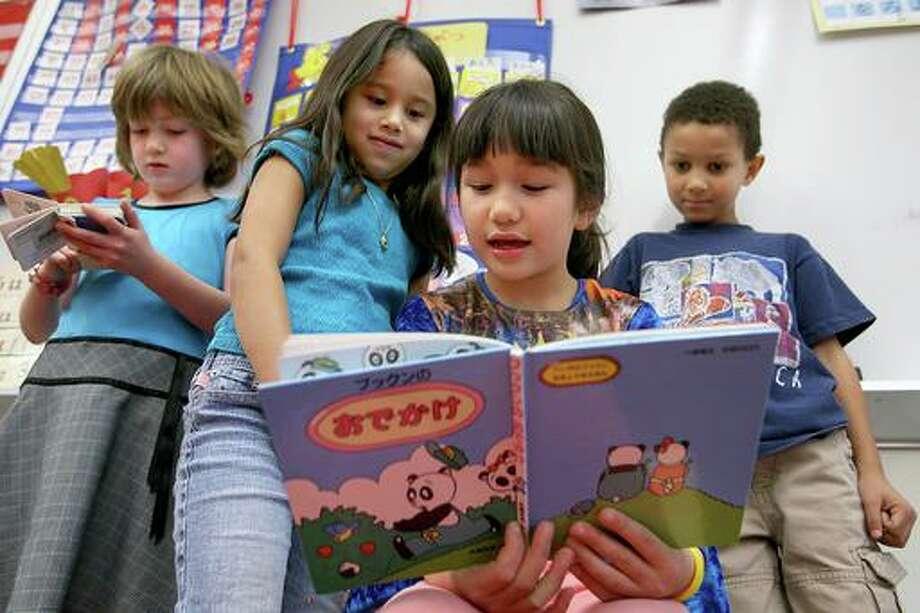 33. Seattle School District: According to the Census Bureau, 8.6 percent of children aged 3 to 17 were not enrolled in school.    Photo By: Scott Eklund/Seattle Post-Intelligencer Photo: Scott Eklund, / / Seattle Post-Intelligencer