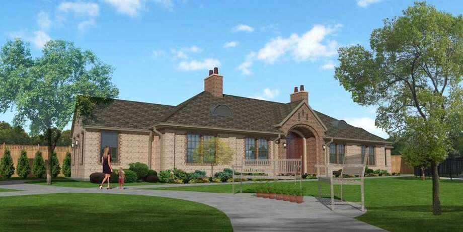 Four duplex units are being built by Ryland Homes and HomeAid Houston for Presbyterian Children's Homes and Services in southwest Houston. The duplexes will provide housing for seven single mothers and their children.