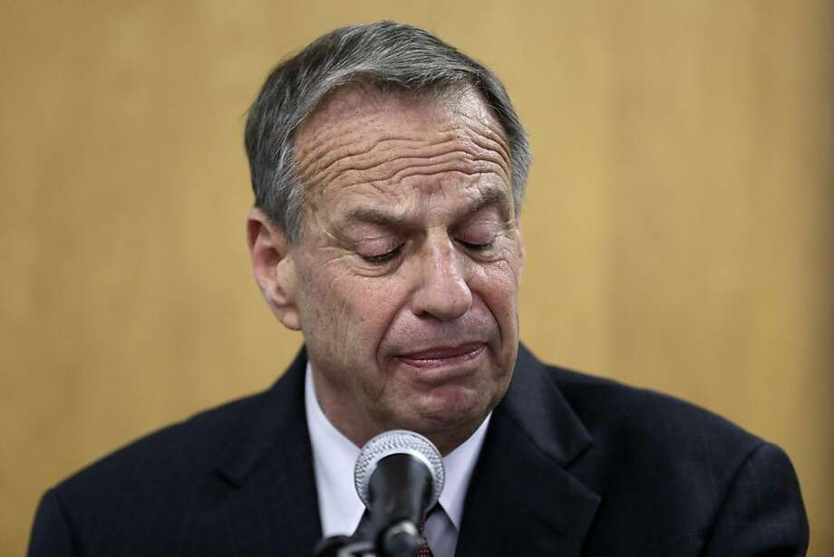 San Diego Mayor Bob Filner is accused of sexual harassment by a growing list of women. Photo: Gregory Bull, Associated Press