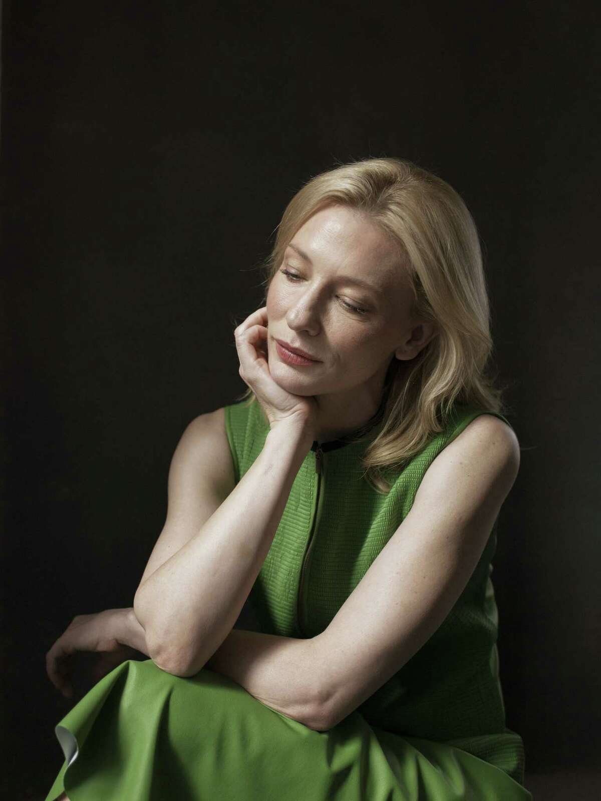 Blanchett sees beyond the madness of her dysfunctional character, Jasmine.