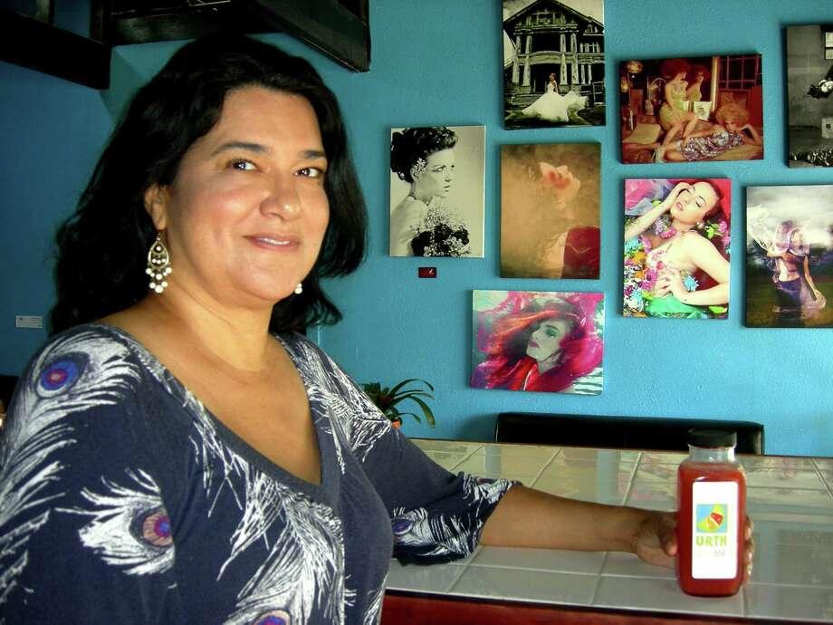 Photo: Stefanie Arias / San Antonio Express-News
