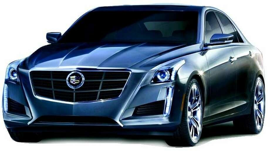 Cadillac's all-new 2014 CTS sedan