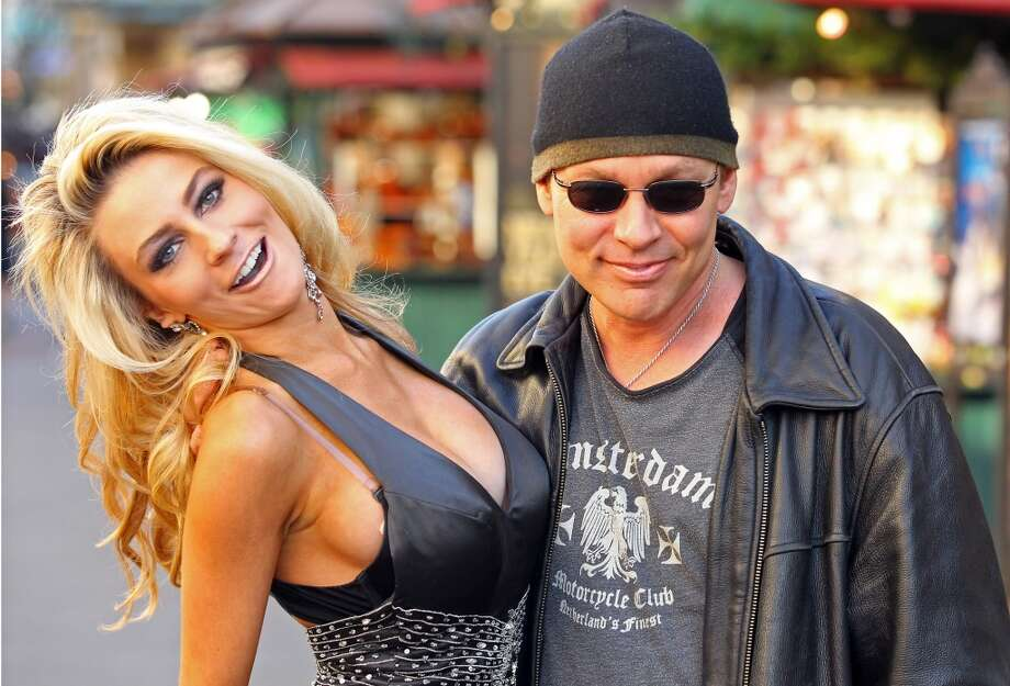 "Courtney Stodden, former Ocean Shores beauty queen, launched into the pop culture consciousness when the 18-year-old married D-list actor Doug Hutchison when she was 16. The couple participated in VH1's ""Couples Therapy"" last year, but was booted after Stodden refused to stop wearing provocative clothing. Photo: JB Lacroix, WireImage"