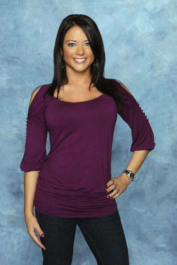 Mercer Island resident Chantal O'Brien was back-up bride on The Bachelor in 2011. Pretty good, considering she started the series out by slapping bachelor Brad Womack in the face. Photo: Courtesy Photo