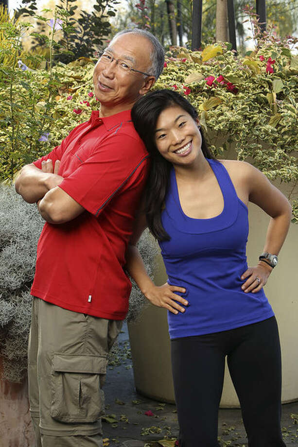 Ronald Hsu of Tacoma and his daughter Christina Hsu competed on the 12 season of The Amazing Race. Photo: Courtesy Photo