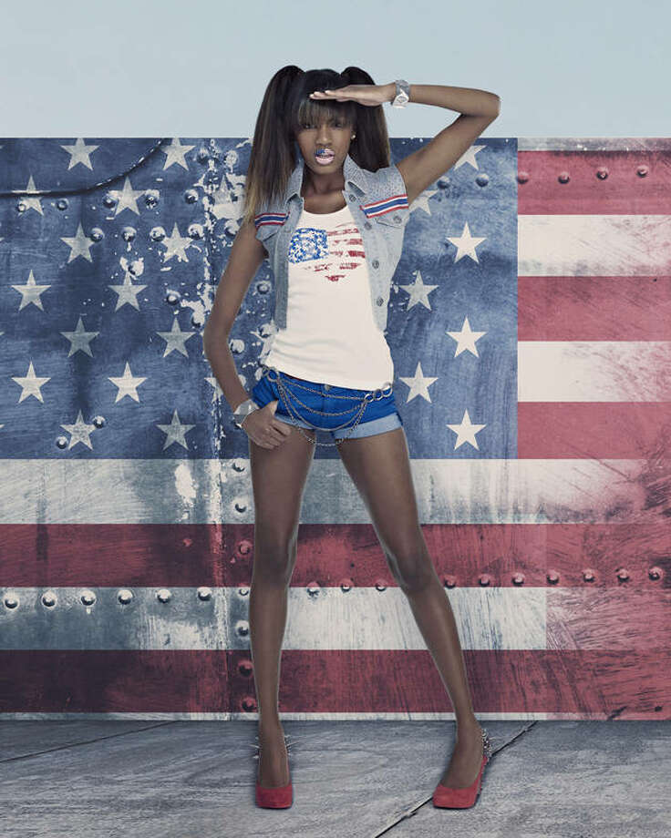 Eboni Davis of Seattle was eliminated from America's Next Top Model on the show's 18th cycle. Photo: Courtesy Photo