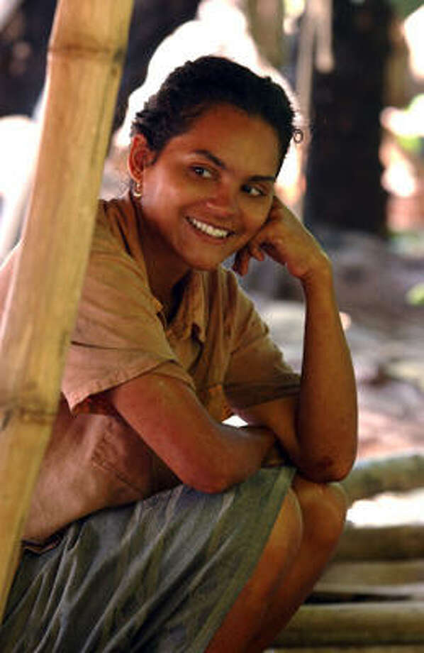 Sandra Diaz-Twine, formerly a Fort Lewis office assistant, won Survivor: Pearl Islands in 2003. Photo: Courtesy Photo