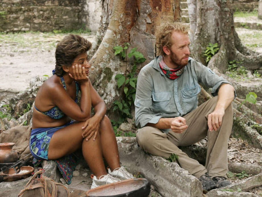 Lydia Morales (left) also competed on Survivor: Guatemala. Photo: Courtesy Photo