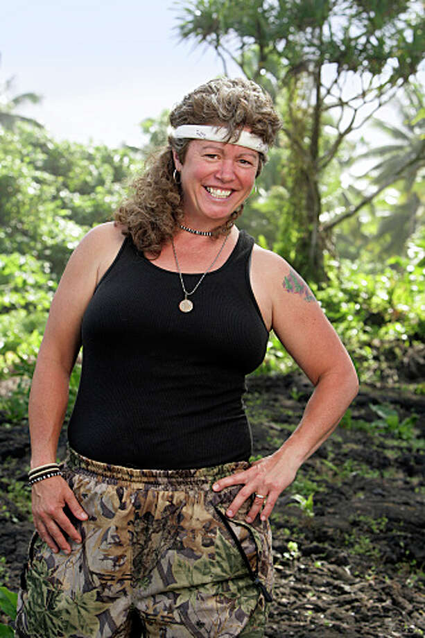 "Renton's Shannon ""Shambo"" Waters was featured on Survivor: Samoa. Photo: MONTY BRINTON, Courtesy Photo / ©2009 CBS Broadcasting Inc. All Rights Reserved"