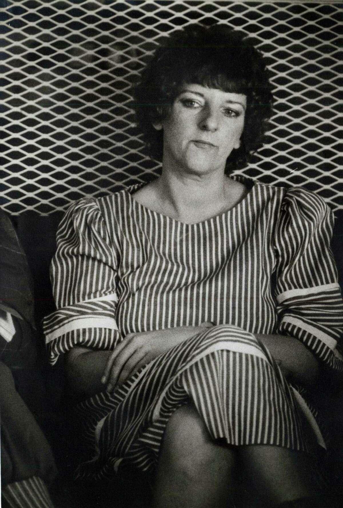 Genene Jones, shown three decades ago, is suspected of involvement in dozens of children's deaths.