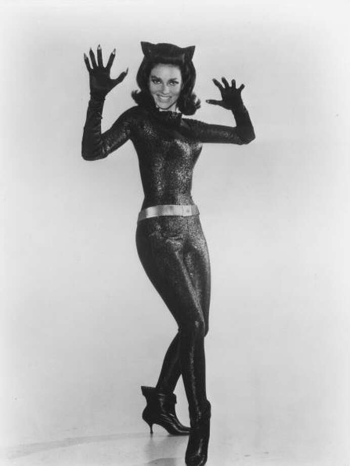 Talk about a championship drought. San Francisco's last Miss America was Lee Meriwether, seen here as Catwoman the 1966 'Batman' movie. What year was her big win? Photo: ABC Photo Archives, ABC Via Getty Images / 2010 American Broadcasting Companies, Inc.