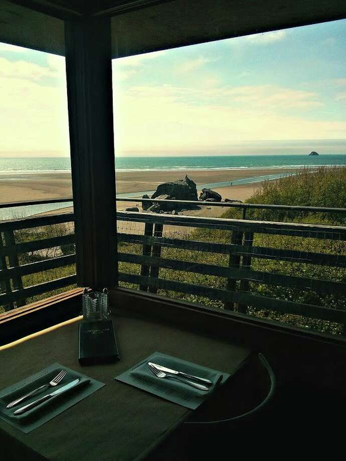 Moonstone Grill:Travelers to Trinidad (Humboldt County) may want to pull over for dinner here. Photo: Moonstone Grill