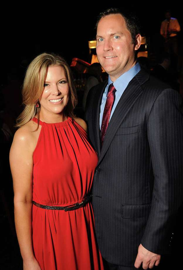 ABC 13 morning meteorologist Casey Curry announced her pregnancy on her website and Facebook page on Aug. 7. Photo: Dave Rossman, For The Houston Chronicle / © 2012 Dave Rossman