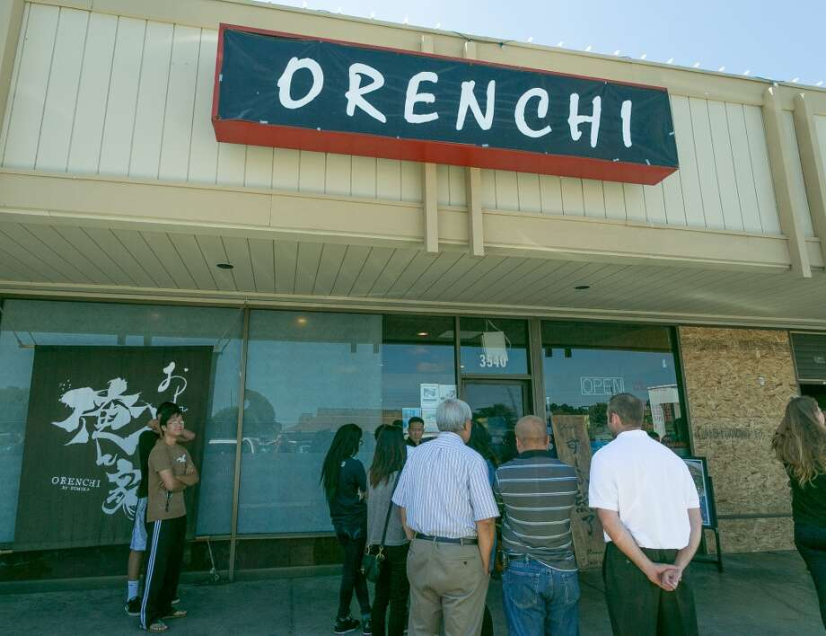 The exterior of Orenchi Ramen in Santa Clara. Photo: John Storey, Special To The Chronicle