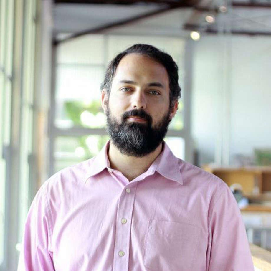 Steve Marrone of Alamo Architects serves on the AIA SA board.