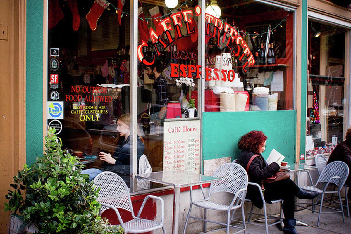 Caffe Trieste San Francisco