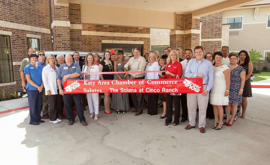 The event was highlighted by a ribbon-cutting ceremony.