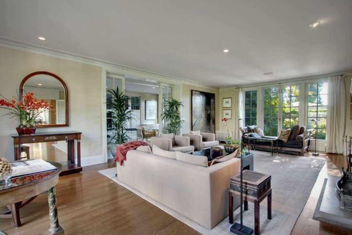 Living room of 939 Federal Ave. E. It's listed for $2.7 million.