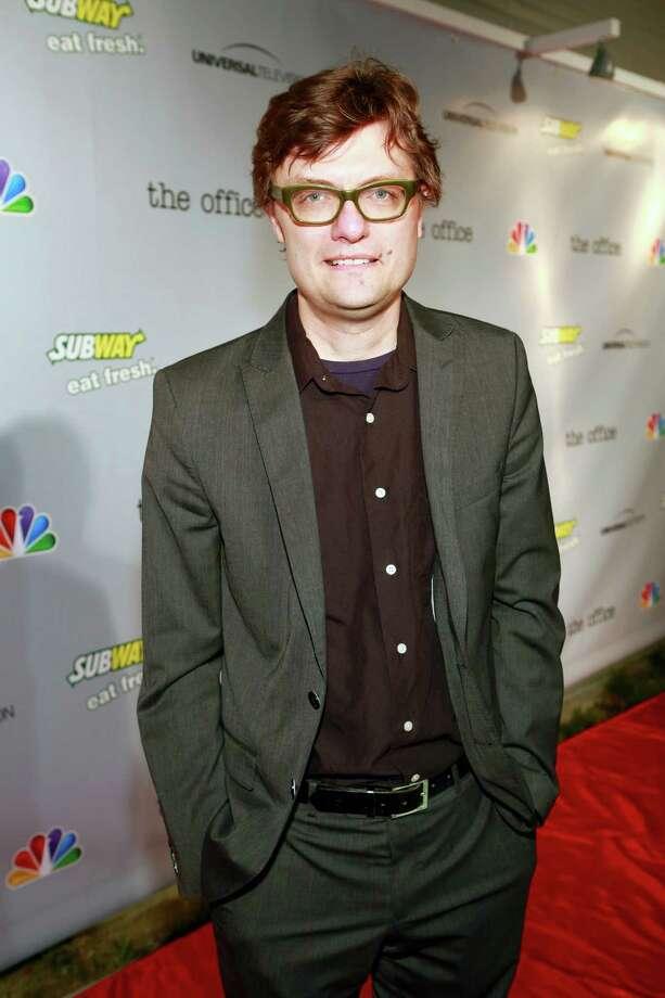 "James Urbaniak played Bill Gates in ""iSteve."" Photo: NBC, NBC/NBCU Photo Bank / 2013 NBCUniversal Media, LLC"
